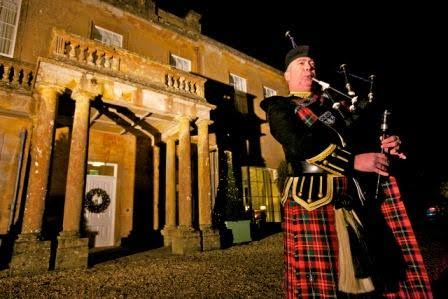 Bagpiper for hire in Dorset